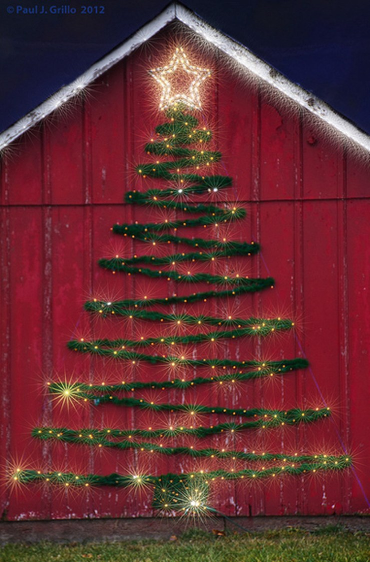 Excellent Outdoor Christmas Decorations Ideas33