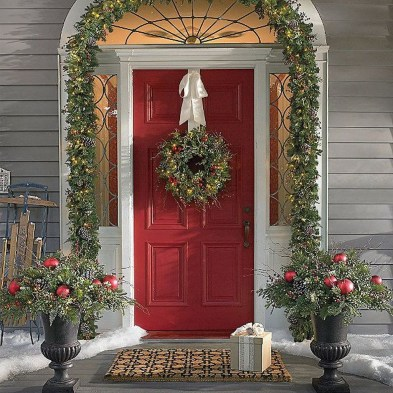 Excellent Outdoor Christmas Decorations Ideas34