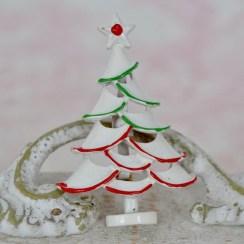 Fascinating White Vintage Christmas Ideas01