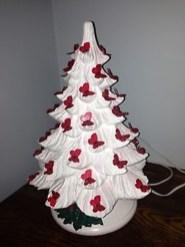 Fascinating White Vintage Christmas Ideas16
