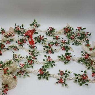 Fascinating White Vintage Christmas Ideas20
