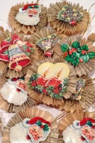 Fascinating White Vintage Christmas Ideas26