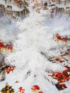 Fascinating White Vintage Christmas Ideas31