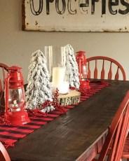 Fascinating White Vintage Christmas Ideas35