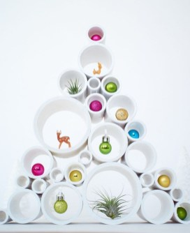 Modern Christmas Tree Alternatives Ideas06
