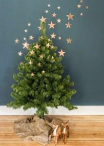 Modern Christmas Tree Alternatives Ideas12