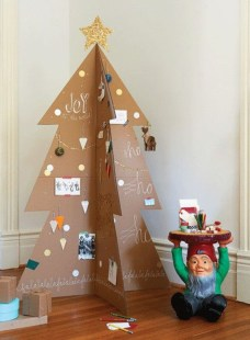 Modern Christmas Tree Alternatives Ideas38