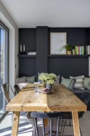 Modern Dark Grey Kitchen Design Ideas18