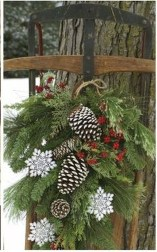 Outdoor Decoration For Christmas Ideas04