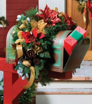 Outdoor Decoration For Christmas Ideas06