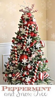 Perfect Candy Cane Christmas Decor Ideas For Your Home23