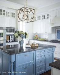 Relaxing Blue Kitchen Design Ideas For Fresh Kitchen Inspiration09