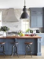 Relaxing Blue Kitchen Design Ideas For Fresh Kitchen Inspiration11