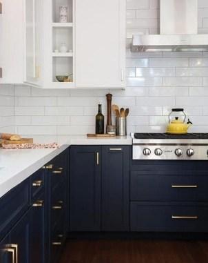 Relaxing Blue Kitchen Design Ideas For Fresh Kitchen Inspiration21