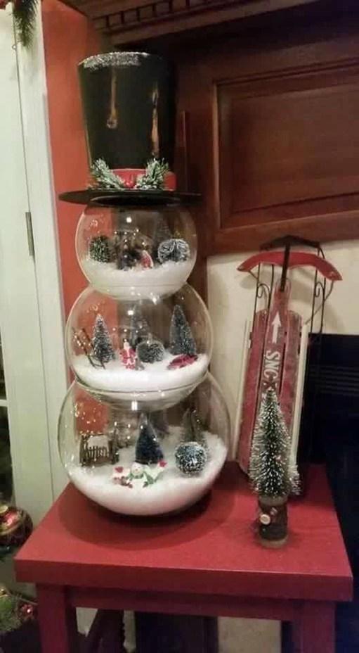 Simple Home Decor Ideas For Christmas37