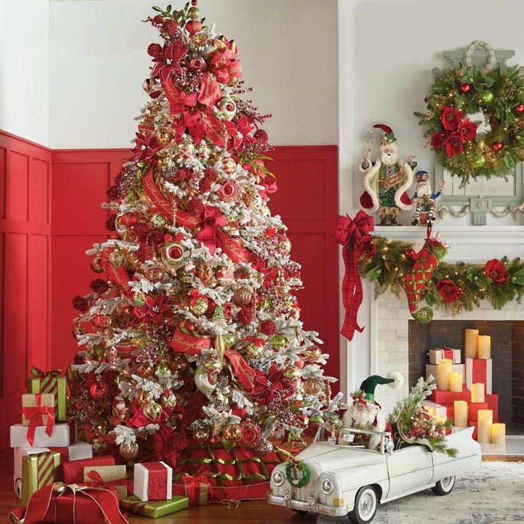 Simple Home Decor Ideas For Christmas38