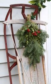 Unique Sleigh Decor Ideas For Christmas28