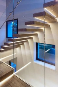 Amazing Modern Staircase Design Ideas30