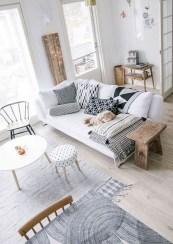 Amazing Scandinavian Livingroom Decorations Ideas06