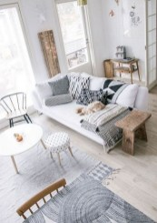 Amazing Scandinavian Livingroom Decorations Ideas06