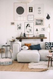 Amazing Scandinavian Livingroom Decorations Ideas24