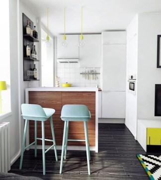 Amazing Small Apartment Kitchen Ideas25