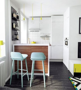 Amazing Small Apartment Kitchen Ideas25