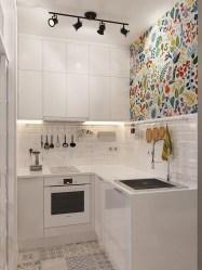 Amazing Small Apartment Kitchen Ideas31