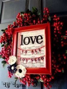 Amazing Valentine Decorations Ideas Must Try34