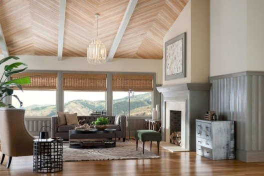 Amazing Wooden Ceiling Design 25