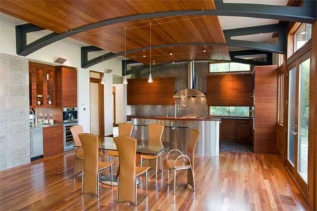 Amazing Wooden Ceiling Design 26