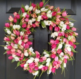 Awesome Front Door Ideas For Valentine03