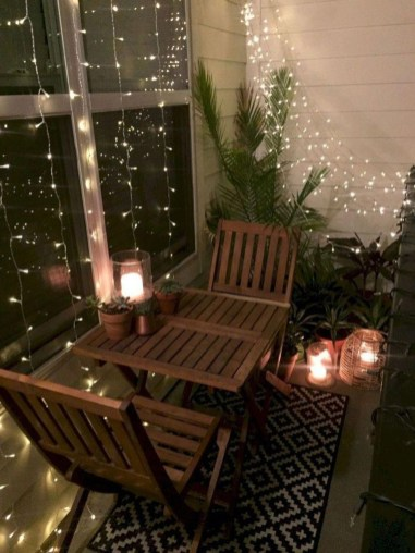 Awesome Rustic Balcony Garden07
