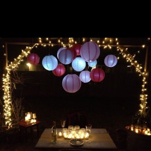 Awesome Valentine Backyard Ideas11