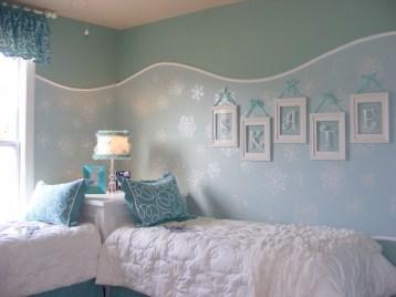 Elegant Blue Themed Bedroom Ideas22