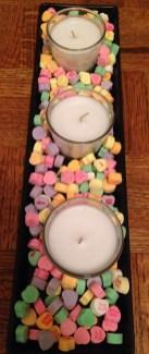 Inspiring Valentine Centerpieces Table Decorations01