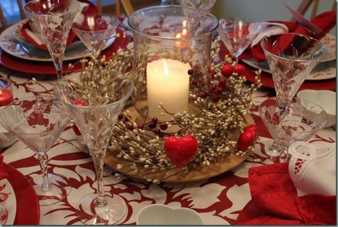 Inspiring Valentine Centerpieces Table Decorations17