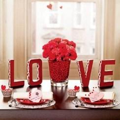 Inspiring Valentine Centerpieces Table Decorations21