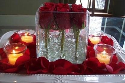 Inspiring Valentine Centerpieces Table Decorations25