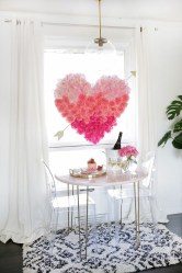 Inspiring Valentine Indoor Decoration20