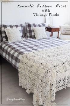 Inspiring Vintage Bedroom Decorations38
