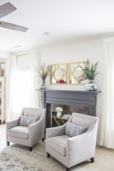 Lovely Fireplace Living Rooms Decorations Ideas27