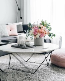 Lovely Roses Decor For Living Room02