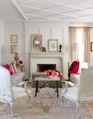 Lovely Roses Decor For Living Room12