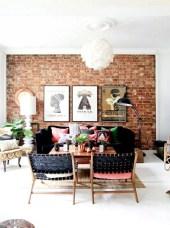 Lovely Roses Decor For Living Room26