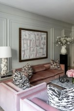 Lovely Roses Decor For Living Room28