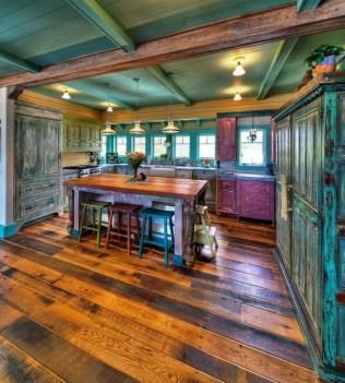 Lovely Western Style Kitchen Decorations02