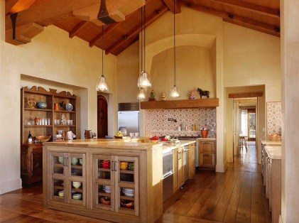 Lovely Western Style Kitchen Decorations21