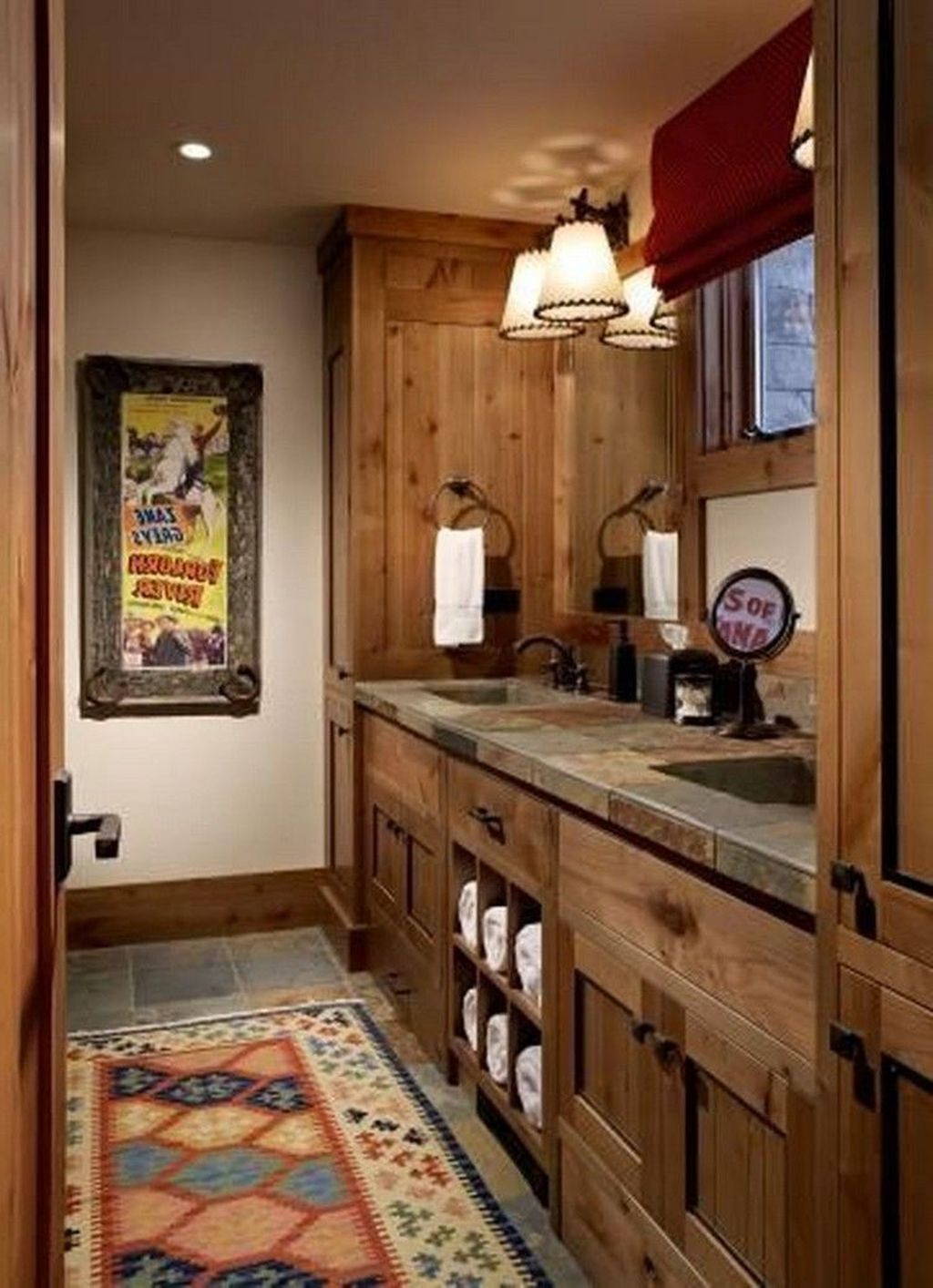 Lovely Western Style Kitchen Decorations42