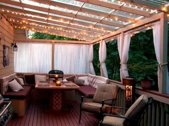 Modern Patio On Backyard Ideas16